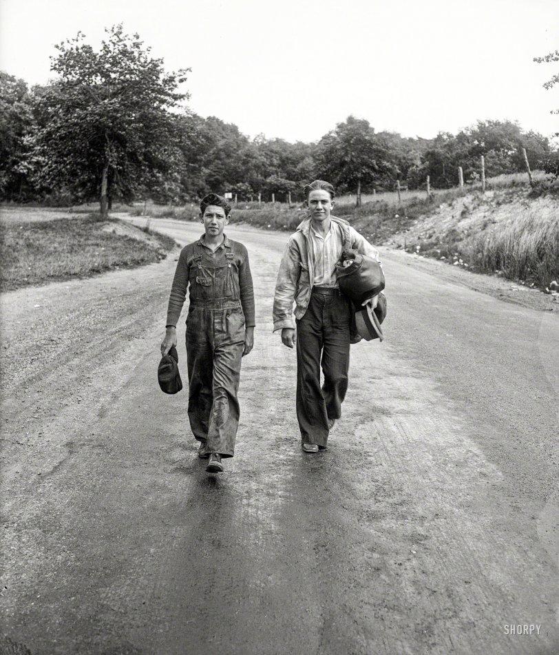 Road Trip: 1932