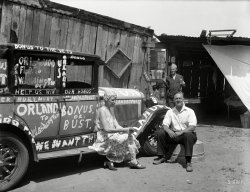 Bonus or Bust: 1932