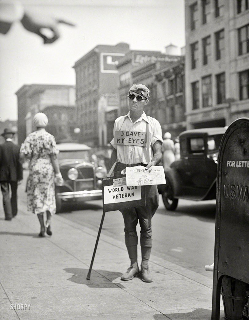 I Gave My Eyes: 1932
