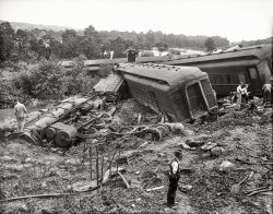 Rail Disaster: 1933