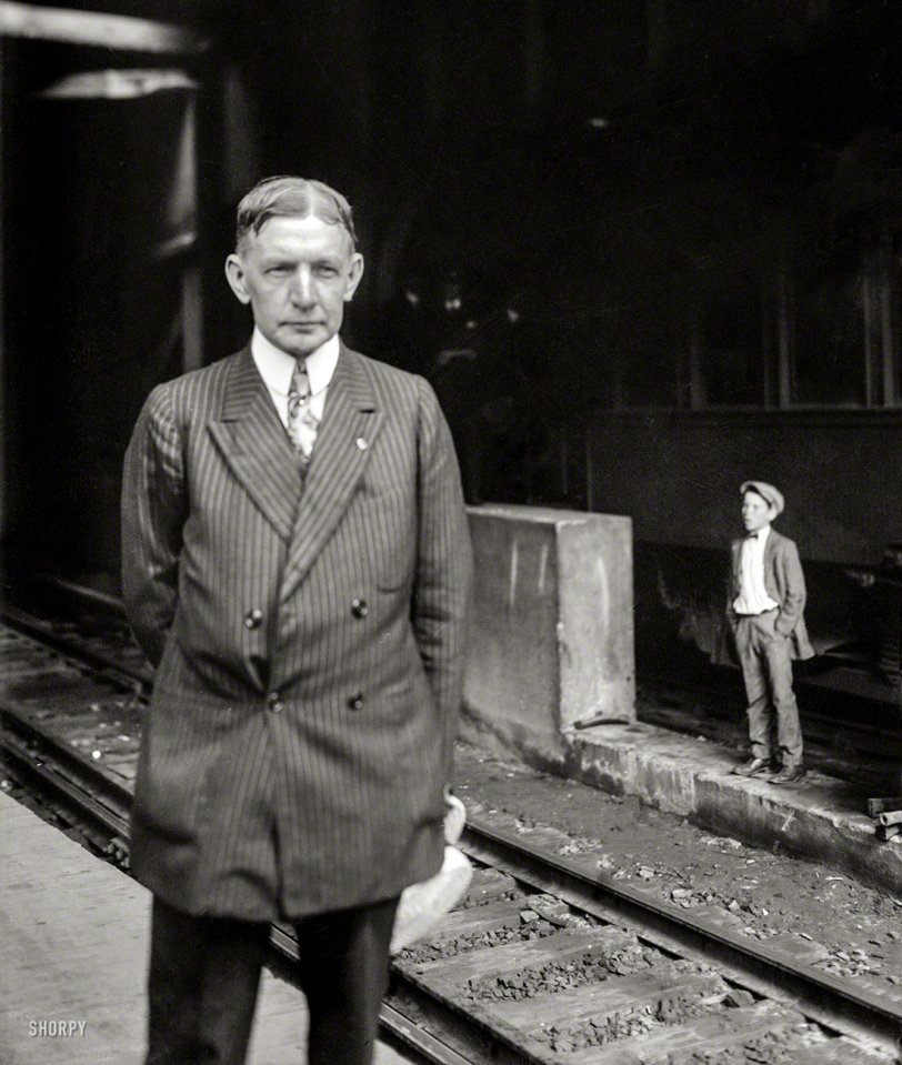 Big Plans: 1924