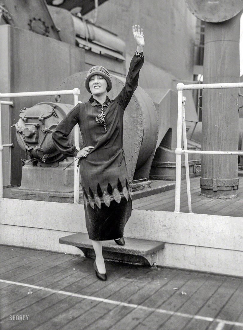 Gloria Swanson: 1924