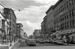 Bustling Brockton: 1962