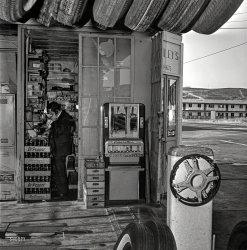 Pop, Gas, Smokes: 1950s