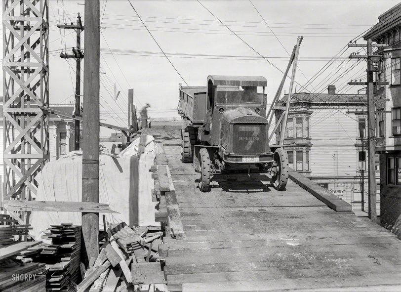 Jurassic Truck: 1922