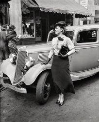 Newsy Parker: 1935