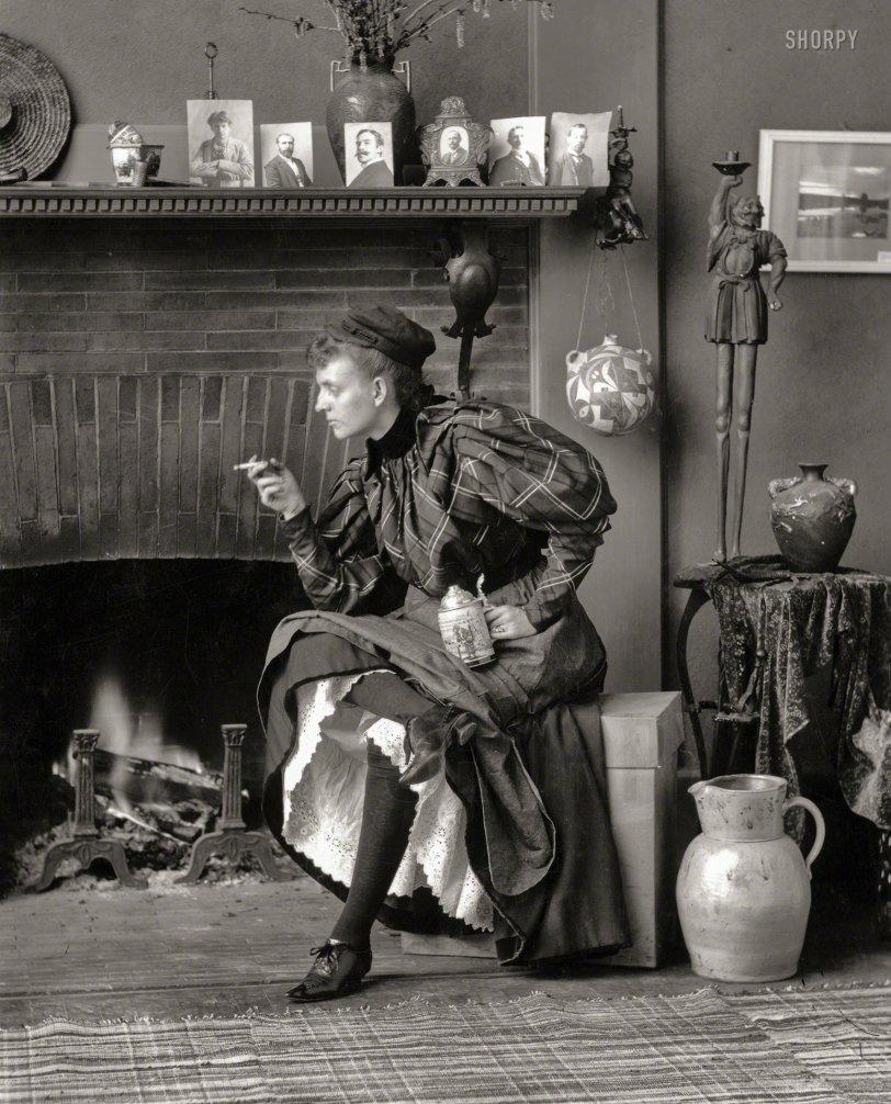 New Woman: 1896