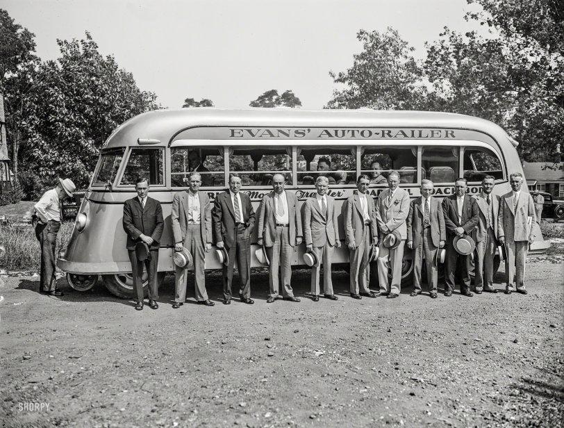 Auto-Railer: 1935
