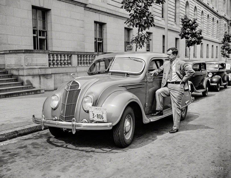 Kingfish Airflow: 1935
