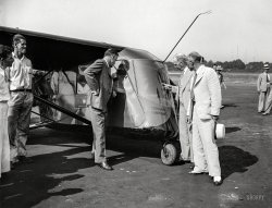 Flying Flivver: 1935