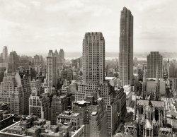 Manhattan Modern: 1933