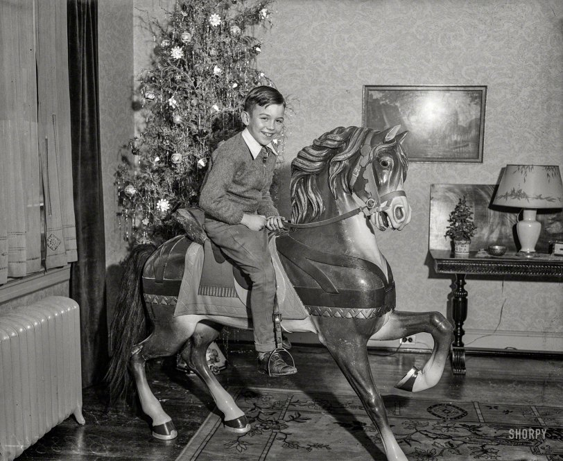 Pony Boy: 1935