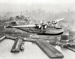 China Clipper: 1936
