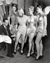 Glamour Shot: 1947