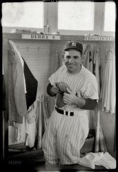 Yogi Berra: 1957