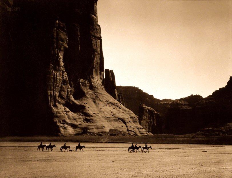 Navajo Riders: 1904