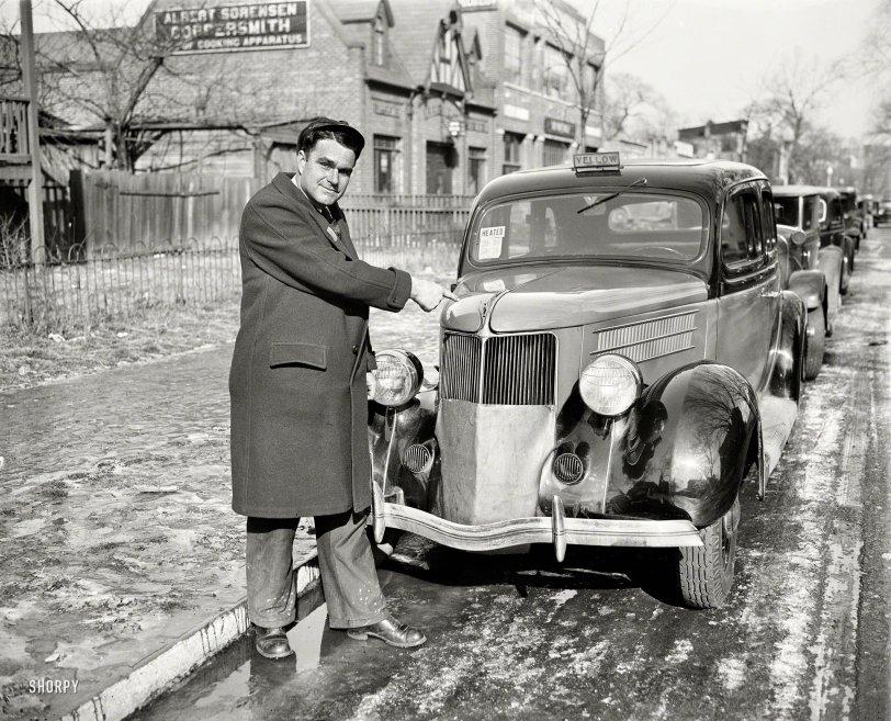 Toasty Taxi: 1936