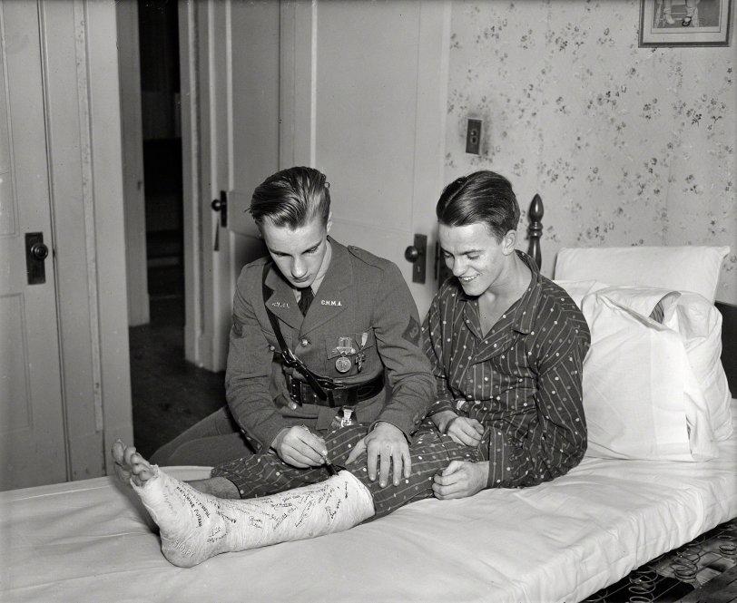 Cast Party: 1936