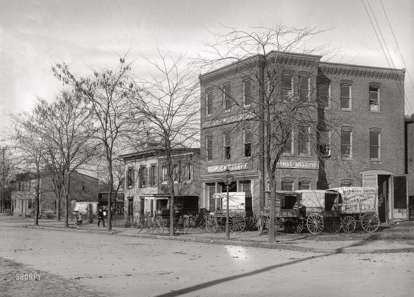Park Your Wagon: 1901