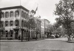 Post Office Restaurant: 1901