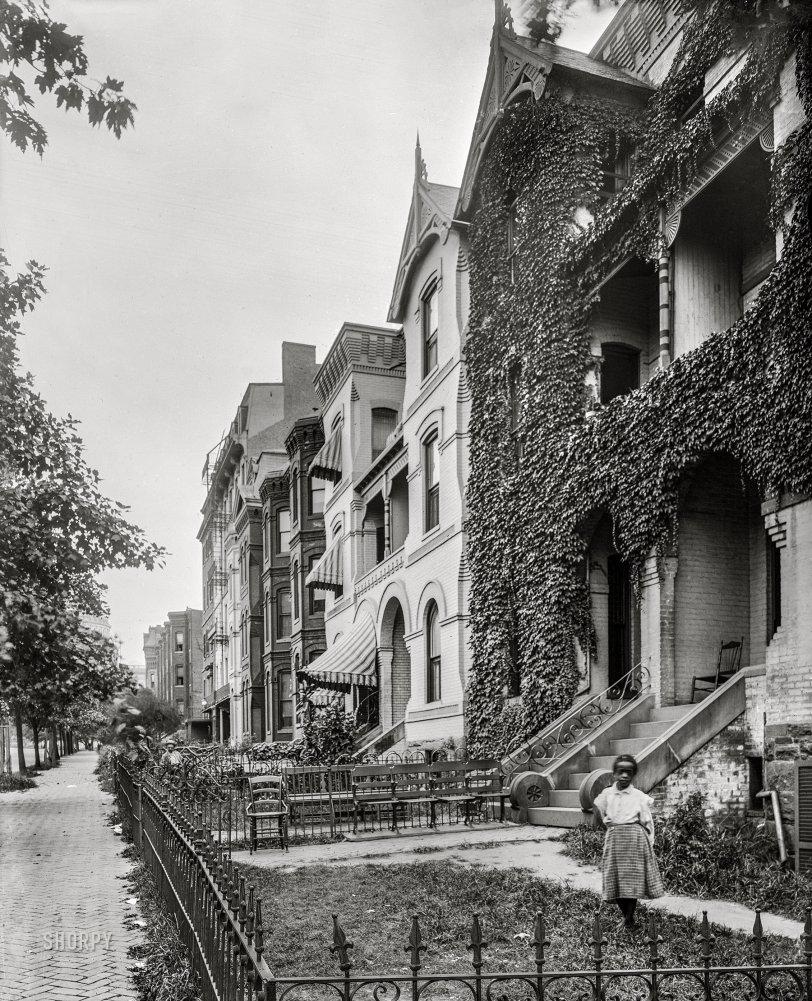 North Capitol Street: 1901