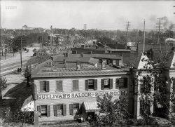 Sullivan's Saloon: 1901