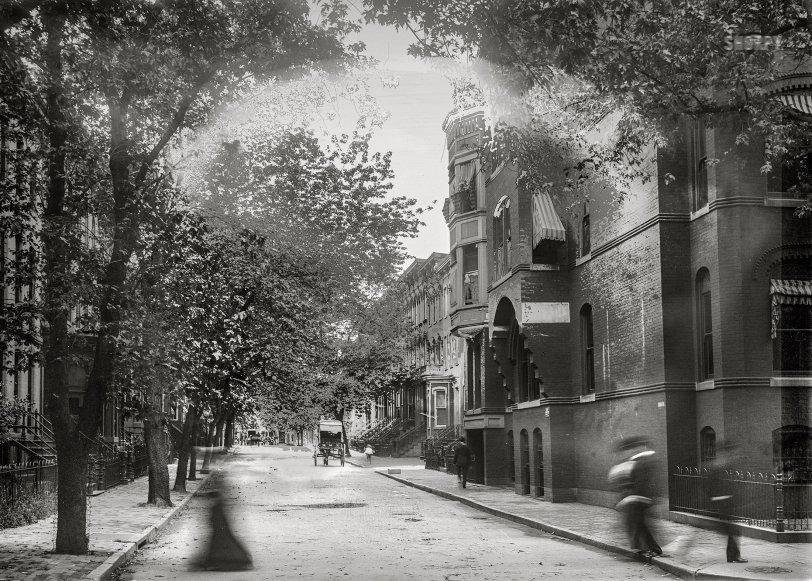 Street of Dreams: 1901