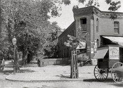 The Corner Store: 1901