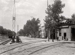 Adams Express: 1901