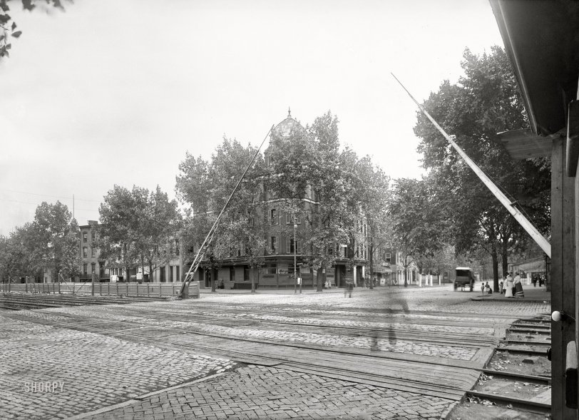 Seventh and Virginia: 1901