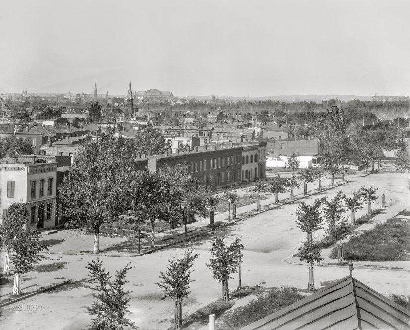 Delaware Avenue: 1901
