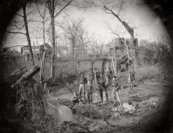 None Shall Pass: 1864