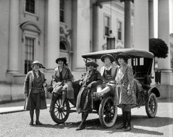 Official Delegation: 1922