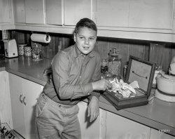 Counter Spy: 1958