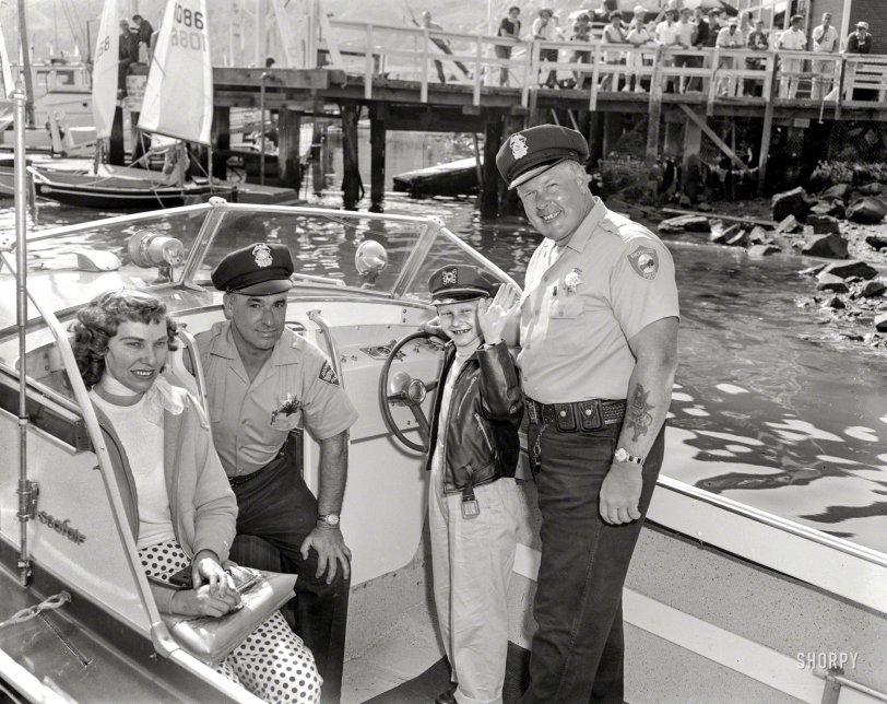 Harbor Patrol: 1958
