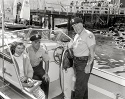 Harbor Patrol: 1958