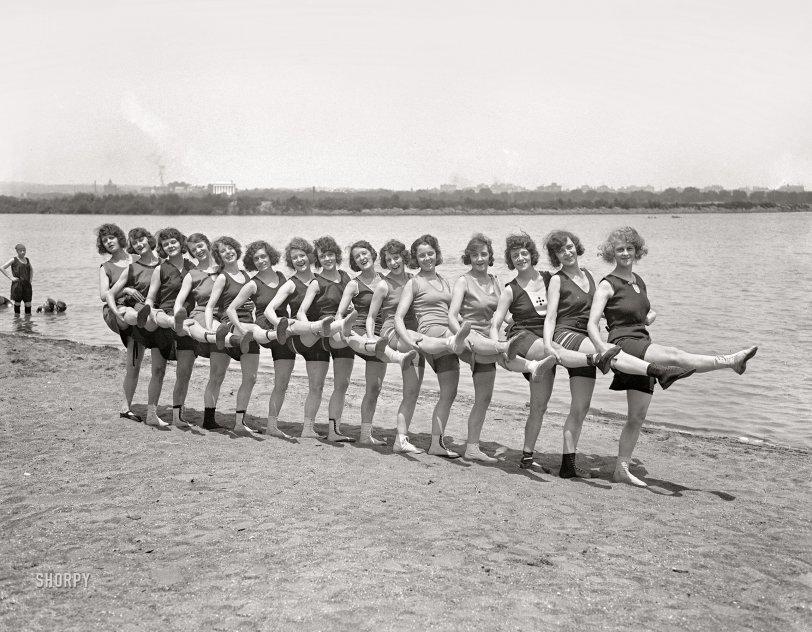 Modern Millipede: 1923