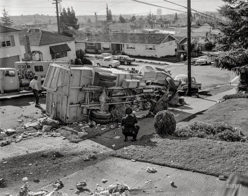 Trash Crash: 1959