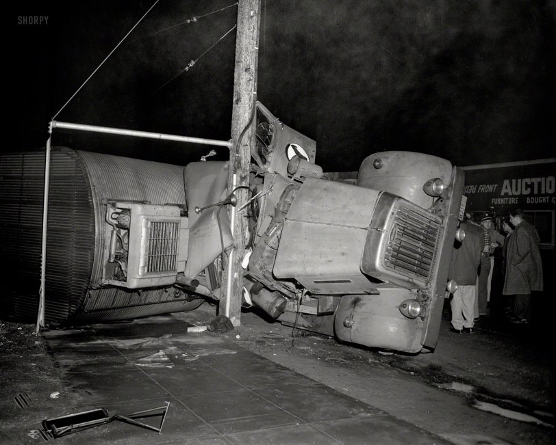 Truck Amok: 1958