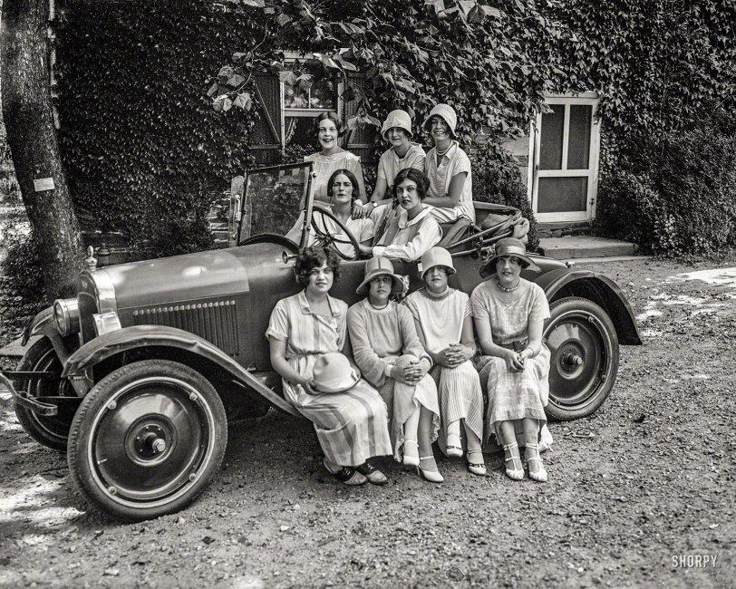Smart Car: 1924