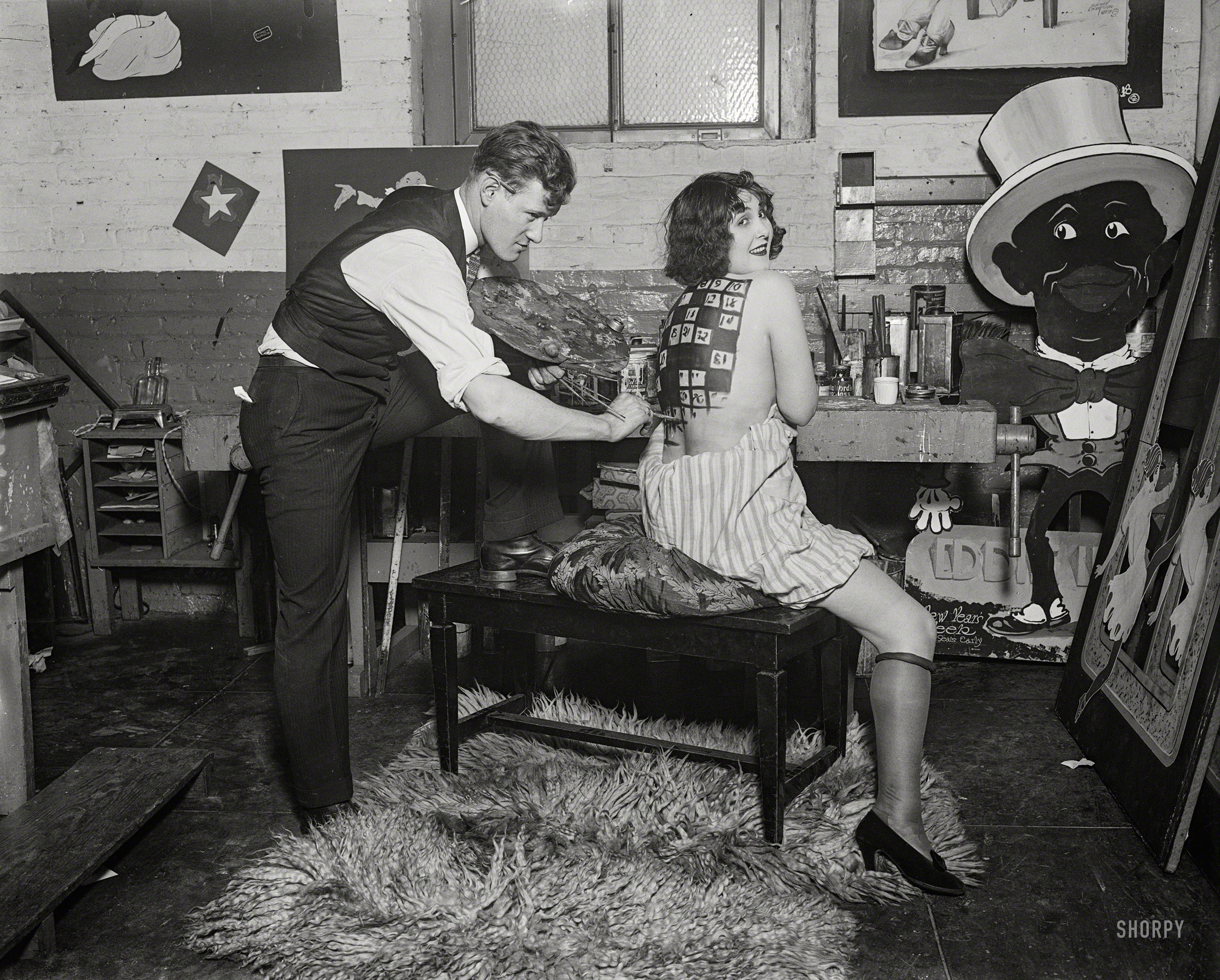 Shorpy Historic Picture Archive :: Back Story: 1925 high-resolution photo