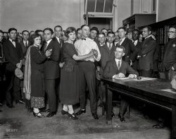 Wed on Their Feet: 1923