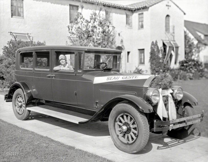Beau Geste: 1926