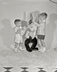 Hopalong Bunny: 1957