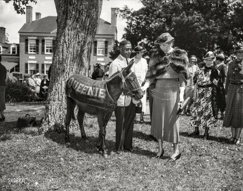 Queenie & Eleanor: 1937