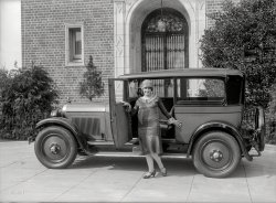 Lady and the Nash: 1925