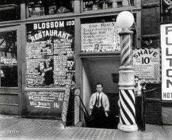 Blossom Restaurant: 1935
