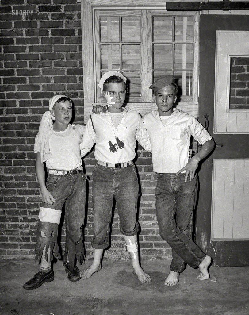 The Three Amigos: 1948