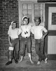 The Three Amigos: 1948