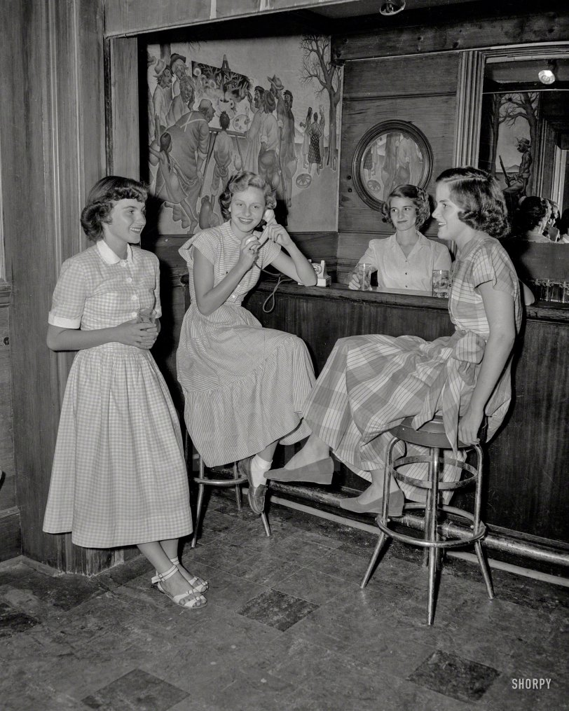 Belle Up to the Bar: 1956